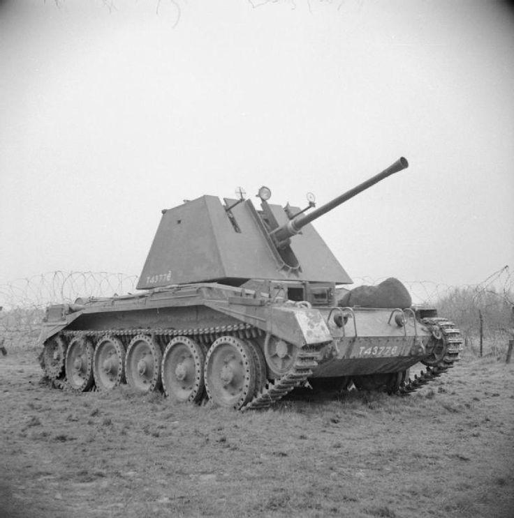 Crusader III, AA Mk I,