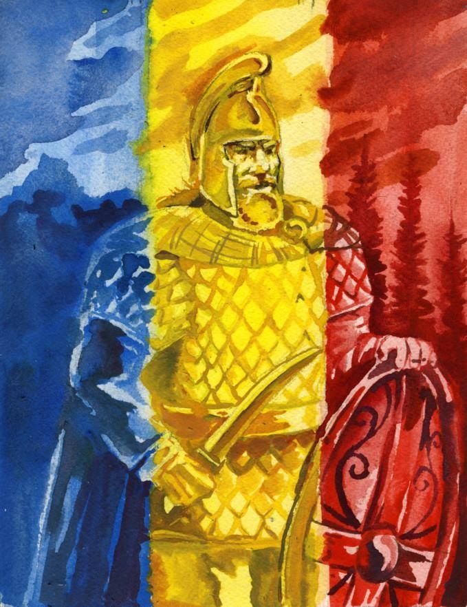 Decebal,Dacian king