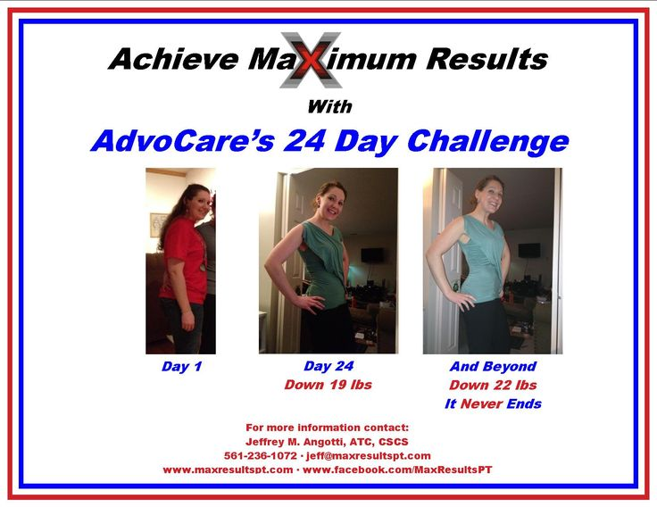 32 best Advocare Transformations images on Pinterest ...