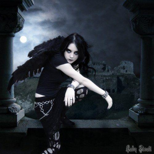 ►►► IMAGENES GOTICAS BONITAS ◄◄◄ - Página 3 1e1266199876b21638c422305b737804--gothic-pictures-dark-pictures