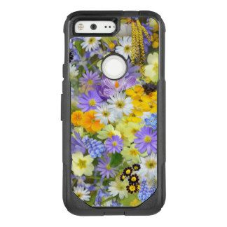 Spring Flowers Google Pixel OtterBox Commuter Case