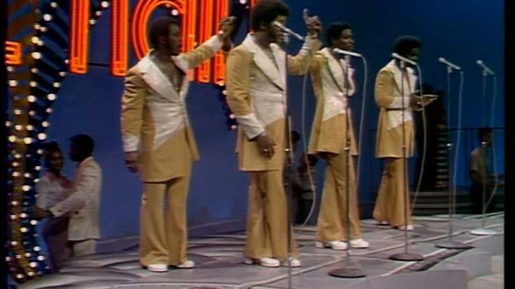 "The Stylistics "" Betcha By Golly, Wow "" You Make Me Feel Brand New """