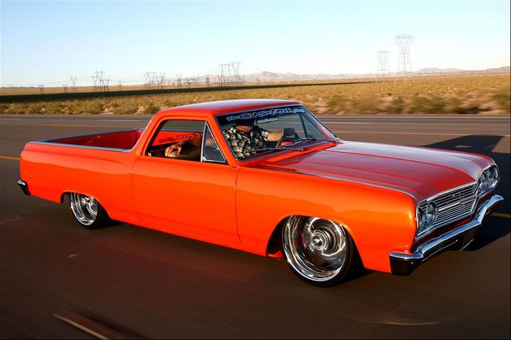 Custom El Camino | Chevrolet El Camino Custom: Photos, Reviews, News, Specs, Buy car