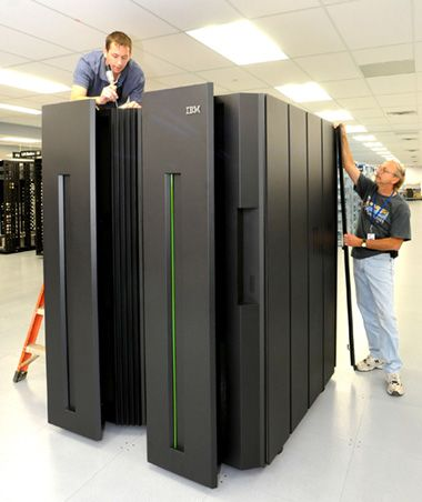 Mainframe Applicatons