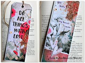 Bookmark by Anna Wiśniewska