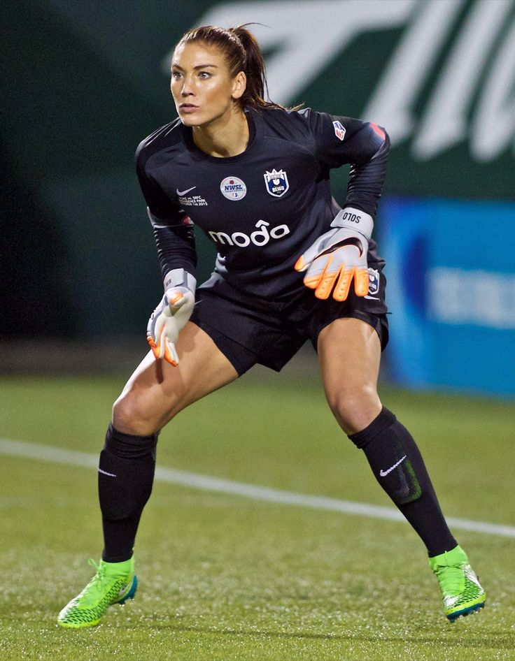 Hope Solo (Seattle Reign)