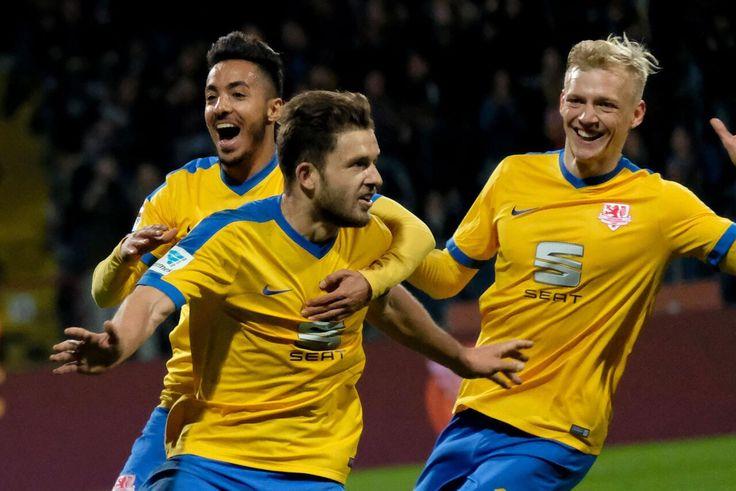 Bild zu Eintracht Braunschweig, Dynamo Dresden