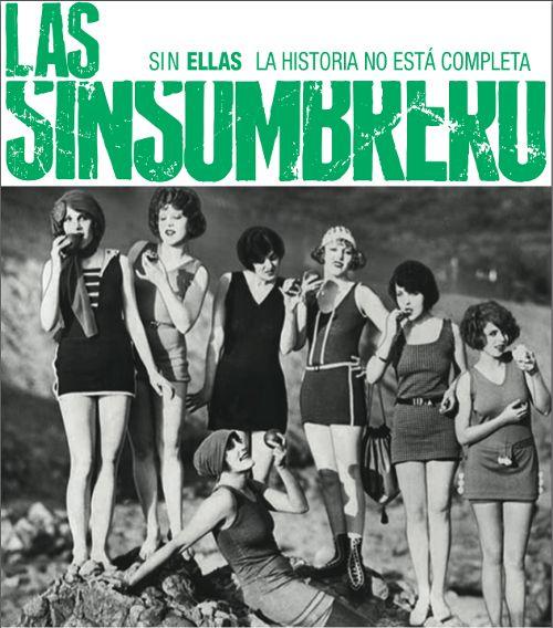 LAS SINSOMBRERO, es un proyecto crossmedia, que reivindica el legado de las artistas pertenecientes a la generación del 27.