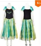 Anna from Disney's Frozen Halloween costumes for women adults and teens
