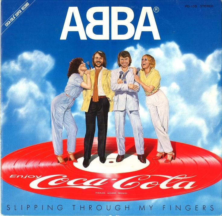 コカ・コーラとアバ