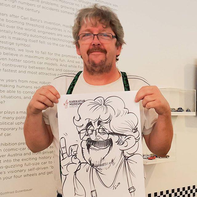 Karikaturist österreich