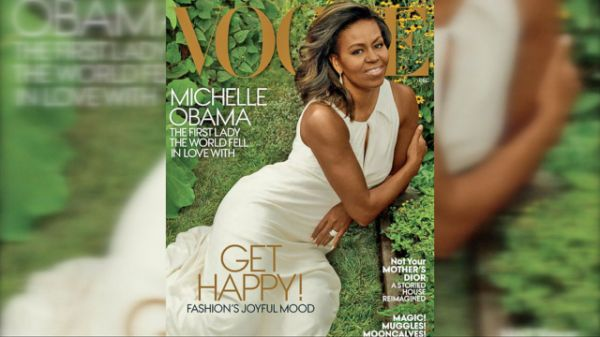 """Michelle Obama Signs Off As First Lady: """"I Hope That I've Made You Proud' - Yahoo"""