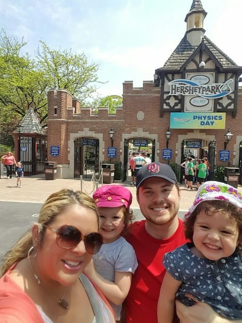 Family Day with Toddlers at Hersheypark