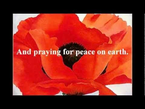 A Poppy is to Remember - YouTube - video history of WWI and the significance of poppies - not a book reading