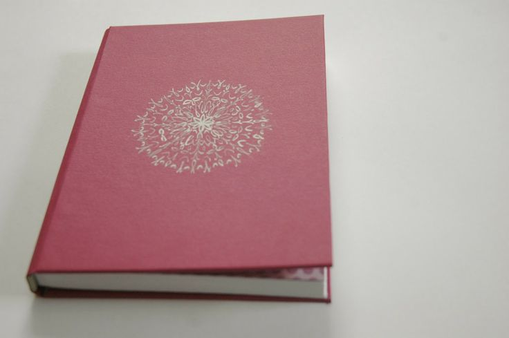 Flower notebook by Fish without a Bicycle