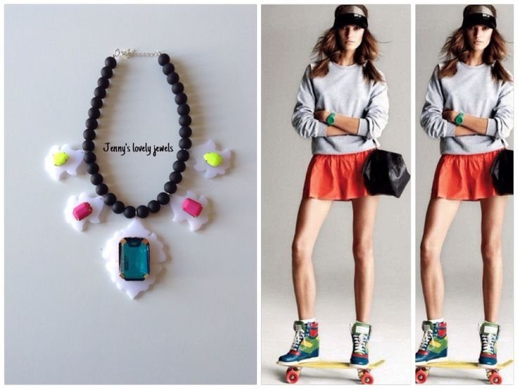Street style- necklace