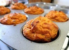 Pumpkin Protein Muffins with vanilla arbonne protein powder