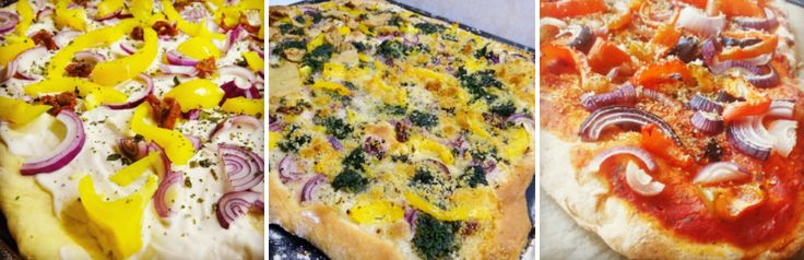 Pizza végétalienne : la meilleure pizza sans fromage!