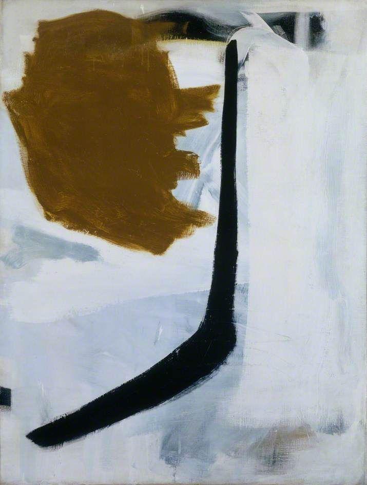 Peter Lanyon: Black Wing, November 1961