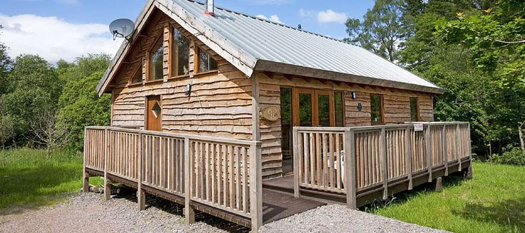 Oak Log Cabins, Scotland
