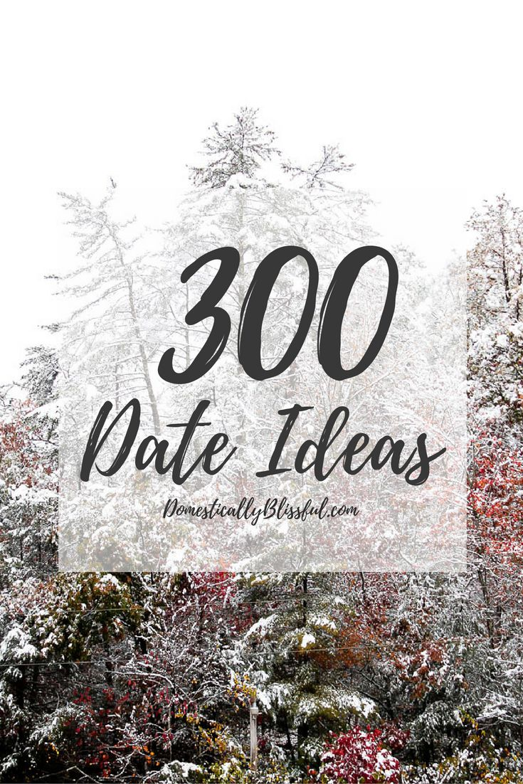 Wow! So many great date ideas for every season & occasion! Date Ideas to keep your relationship fun & strong throughout the many seasons of life.
