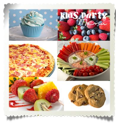 Google Image Result For Party Food Recipes Kid