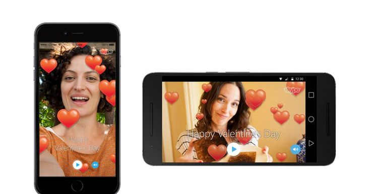 Skype has Valentine's Day video cards for you to send your loved one: Animated emoji with music composed by Paul McCartney is't the only way Skype wants you to connect for Valentine's Day this year. Today, the company is announcing a new series of video message...