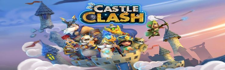 Castle Clash Android iOS