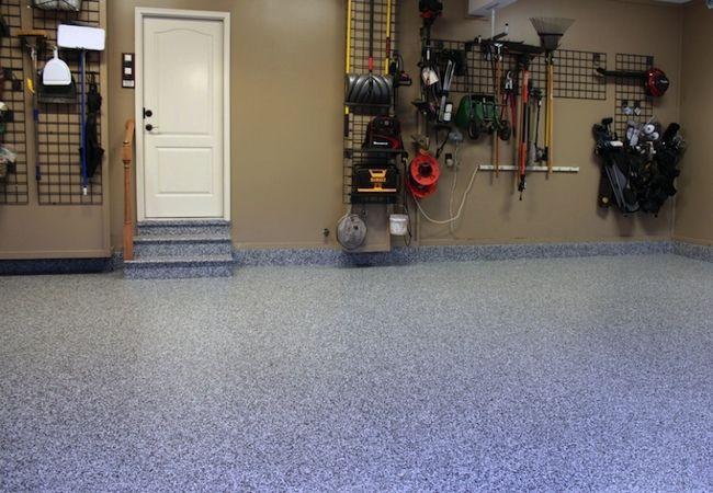 How to Epoxy Garage Floor