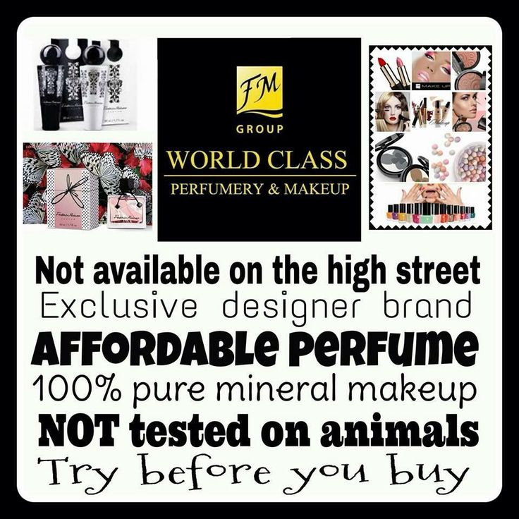 FM cosmetics. high quality perfumes, mineral make up and lovely skin care products at affordable prices. With CharliesFMcosmetics Go to www.charliesfmcosmetics.weebly.com