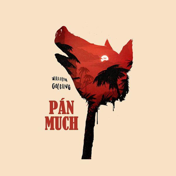 iTunes Cover Studio.cz: William Golding: Pán Much (účinkuje Heda Čechová) ...