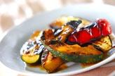 夏野菜のカレーマリネのレシピ