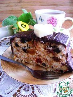 Торт без выпечки «Всегда удачный»