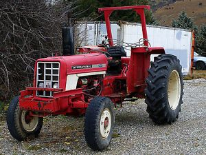 Searching for a International Tractor motor