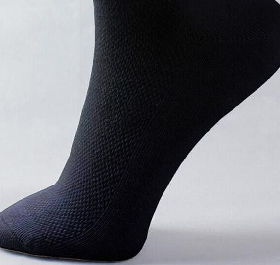 Mens Sock 6 Pairs Unisex Ankle Socks Thin Net Solid Casual Short Summer 100 Cotton Sock Wholesale Black White Grey