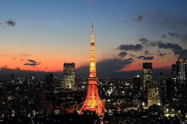 Image of Best Angel Shoot Tokyo Tower Facts for Kids Pictures