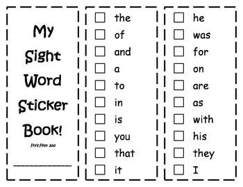 list  Book, word Sight Sticker Lesson Education Book, Sight Frys sight book Word Mastery,