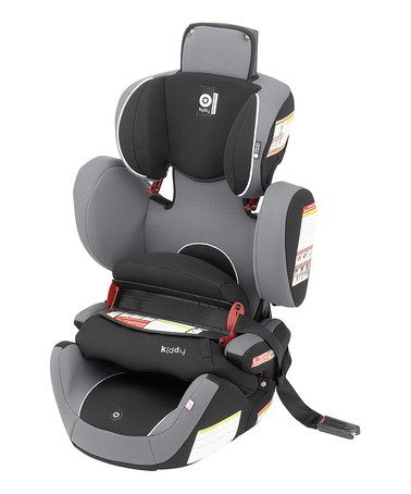Phantom World Plus Car Seat by Kiddy USA. This sounds like a great all around seat!