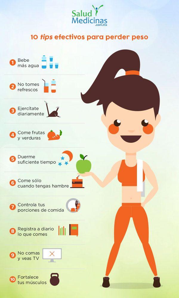 Habitos para bajar de peso mujeres