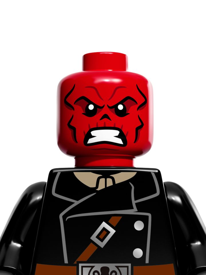 Red Skull Characters Marvel