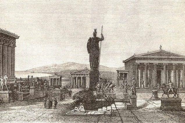 2013-12-23_02_Athena-Promachos-Greece-Monument-Sculpture-Ancient.jpg (636×425)