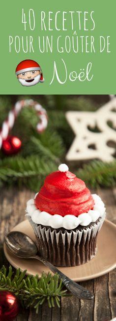 Muffins, cupcakes, brioches : 40 recettes pour un goûter de Noël !