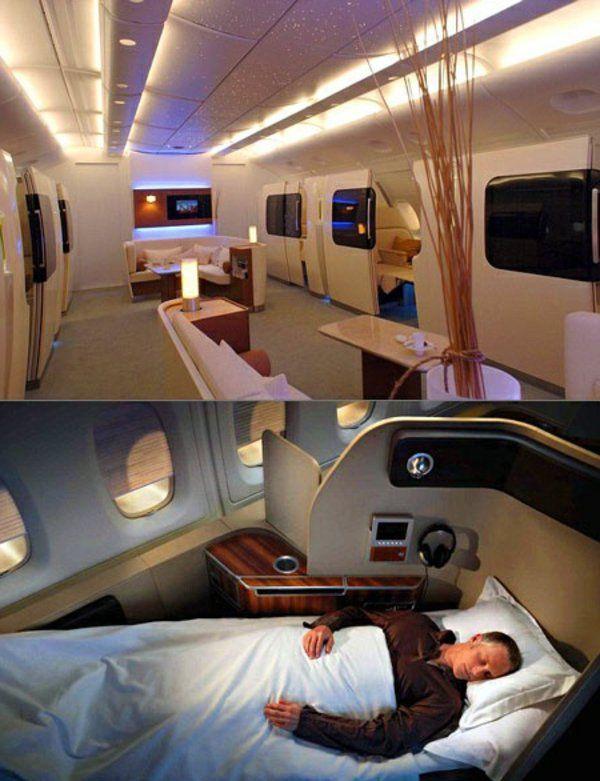 Super Le jet privé de luxe en 50 photos ! | Jet privé, Intérieur et Idée MD26