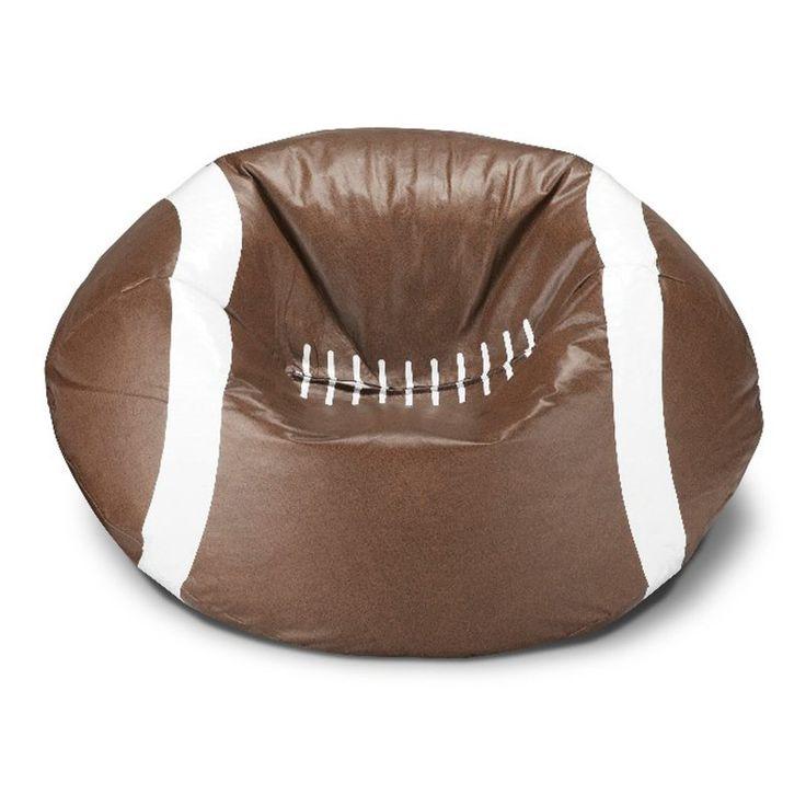 Ace Casual Furniture Football Bean Bag Chair - 9662801