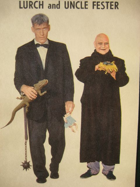 uncle fester costume - Google Search