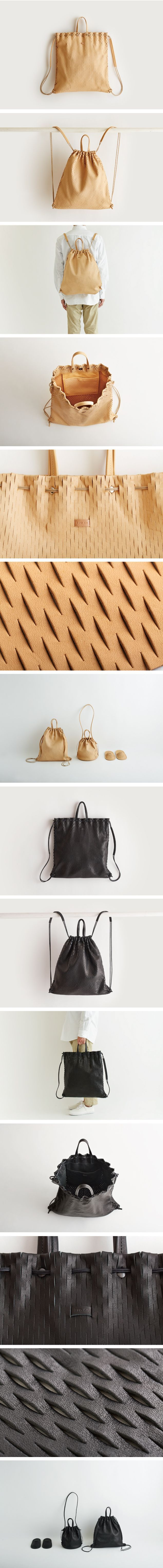 i ro se / net knap/tote Check out related backpacks on Fanatic Leather Store.