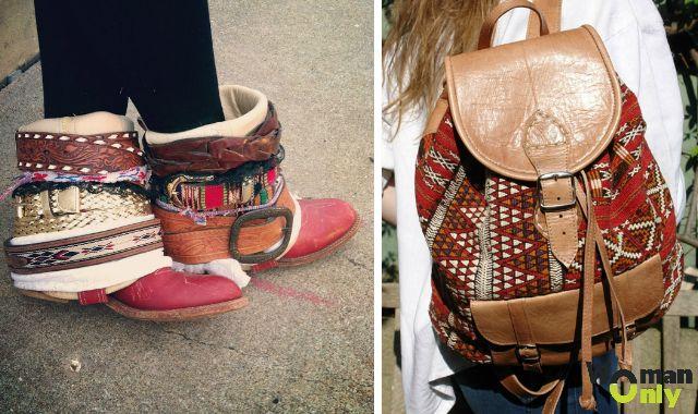 Стиль бохо-шик: модная эклектика