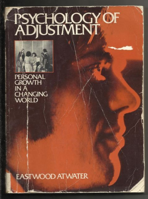 Vintage Psychology of Adjustment Personal Growth Eastwood Atwater Paperback Book | eBay