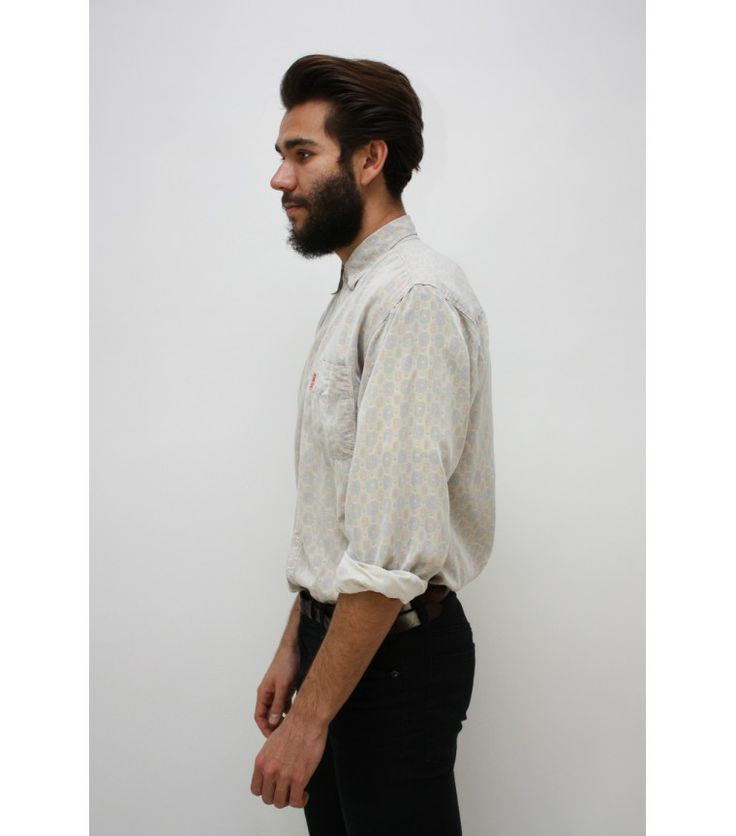 Faded Dress Shirt (Sold Out) - WST