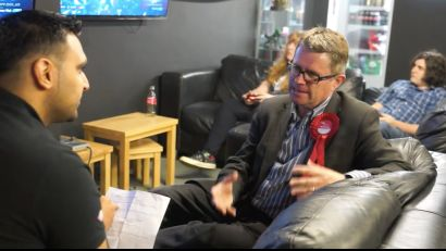 UK Politician Visits Gaming Store, Discusses Esports While Customers Play Tekken: Ahead of the UK's general election today, Welsh…